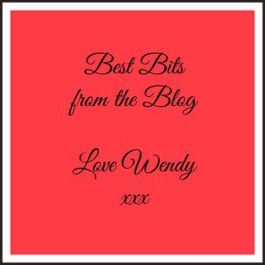 Best bits from the blog ~ Create the life you want ~ Wendy Tomlinson Coaching