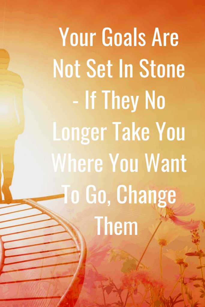 Are you on the road to success? Your roadmap to success - If your goals no longer take you to where you want to go, then change them. Your goals are not set in stone. Know what success really means to you personally. #Success #Quote #Inspiration #Business #BusinessMotivation