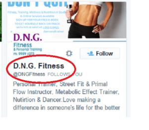 Finding new twitter followers