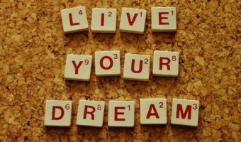 Live your dreams - this week's law of attraction exercise is to help you work out who you need to be to achieve the business and life you really want.