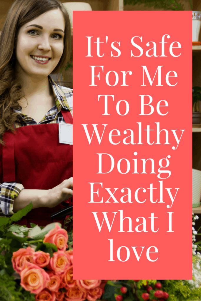 Wealth affirmation and EFT script