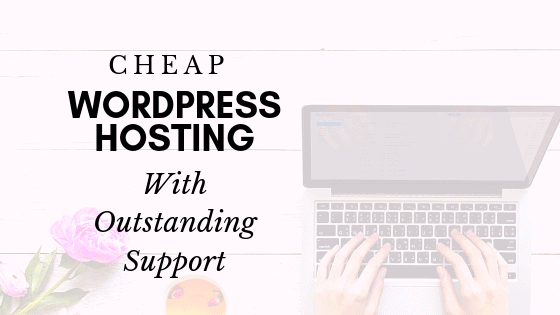 Wordpress hosting with outstanding support