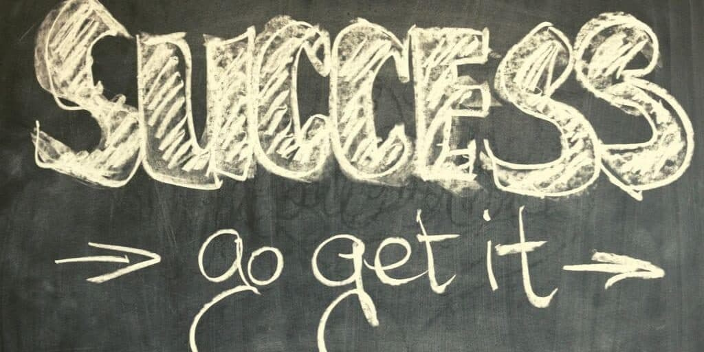 Be positive about your business to create a successful business