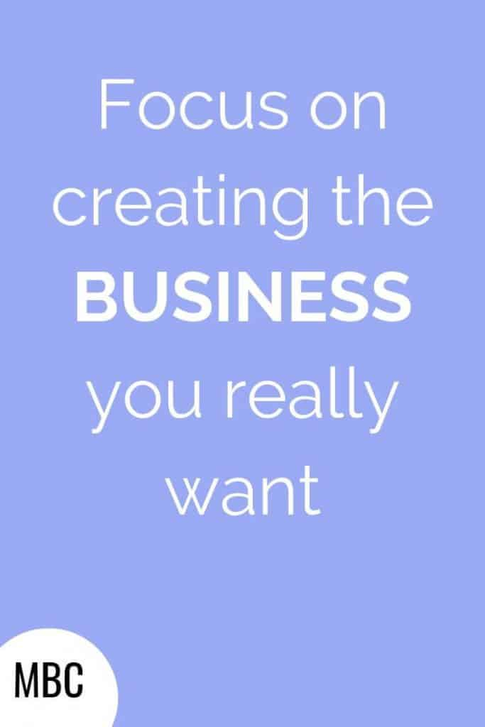 Create the business you really want - Join me on the free 30-day law of attraction for business success challenge.