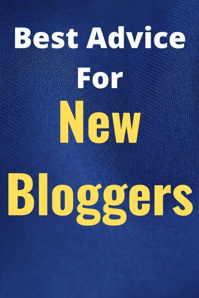 Advice for new bloggers to help you create a successful blog