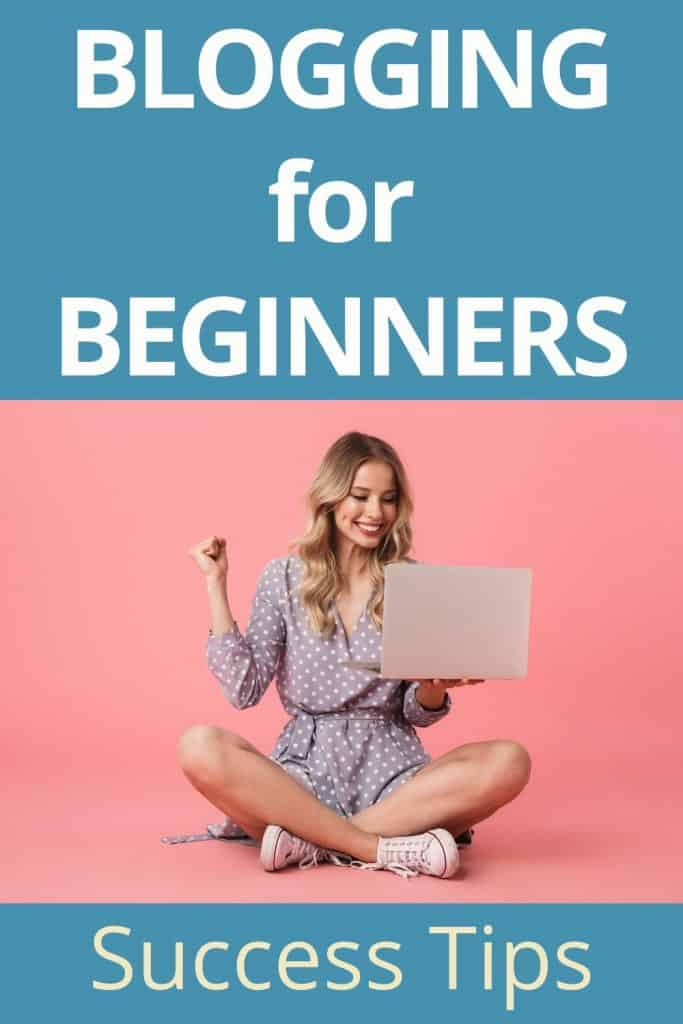 Blogging tips to help beginner bloggers succeed with their new blogging career.