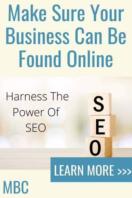 Make Sure Your Business Can Be Found Online - Harness The Power Of SEO